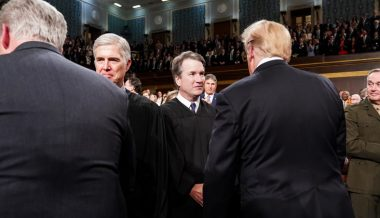 Dems Now Trying to Impeach Kavanaugh to Get Trump - Watch Fire Power With Will Johnson NOW