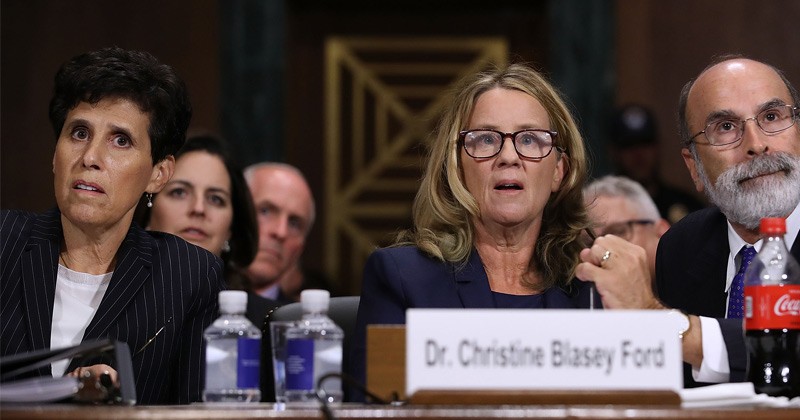 Bombshell: Original Kavanaugh Accuser's Witness Was Threatened to Lie About Judicial Nominee