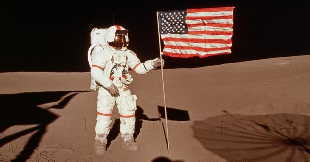 Annex The Moon As The 51st State - Sign The White House Petition