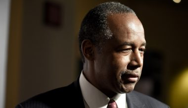 "Ben Carson: ""Big, Hairy Men"" Infiltrating Battered Women's Shelters"