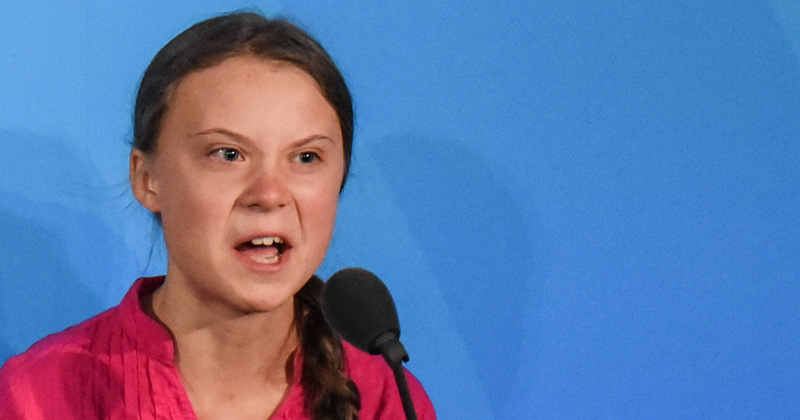 'Radical' Greta Thunberg 'antagonizes our societies', Macron says after her UN speech