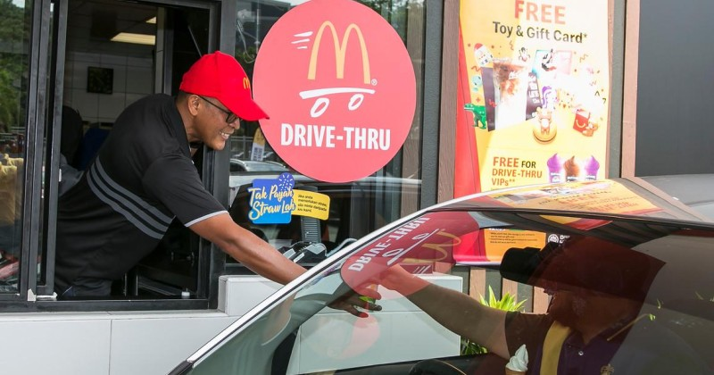 McDonalds to Replace More Human Employees With Drive-Thru AI