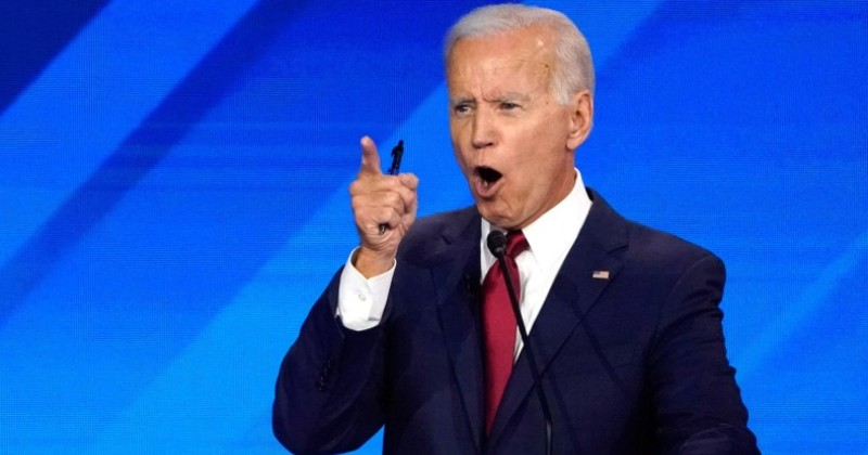 Joe Biden On Violence Against Women: We Have To Keep 'Punching At It, And Punching At It And Punching At It'