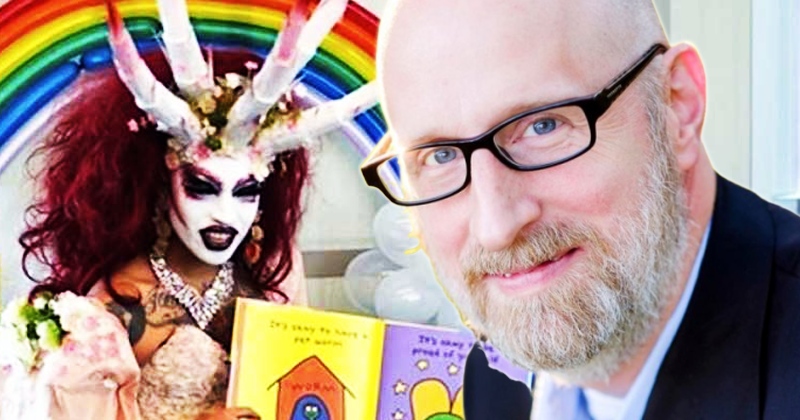 """Conservative"" NRO Columnist David French Says Drag Queen Story Hour is ""One of the Blessings of Liberty"""