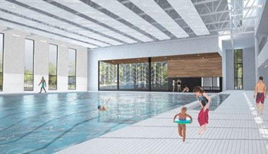 """New Montreal City Pool to Have Just One """"Gender Neutral"""" Changing Room"""