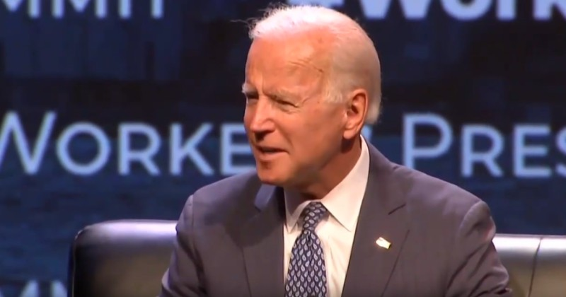 Joe Biden Mocks Reporter for Asking About Son's Love Child: 'Classy'