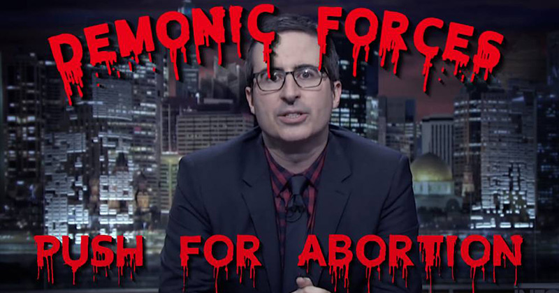 Evil Beyond Belief: Watch Democrats Literally Worship Abortion