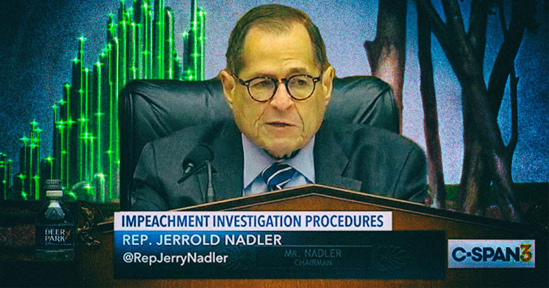 The Impeachment And Gun Confiscation Fantasy Must End