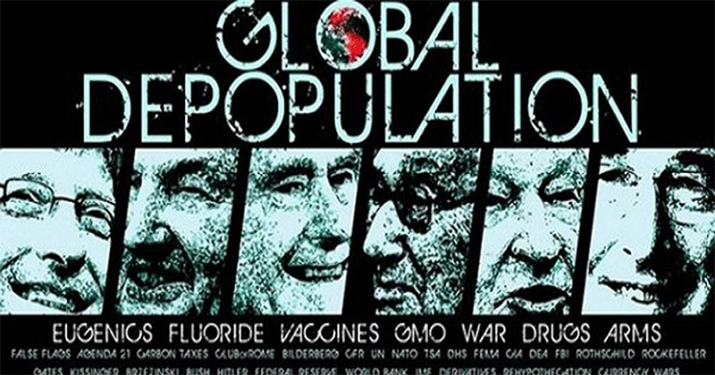45 POPULATION CONTROL QUOTES THAT SHOW THE ELITE ARE QUITE EAGER TO REDUCE THE NUMBER OF PEOPLE ON THE PLANET 9-24-19-global-depopulation