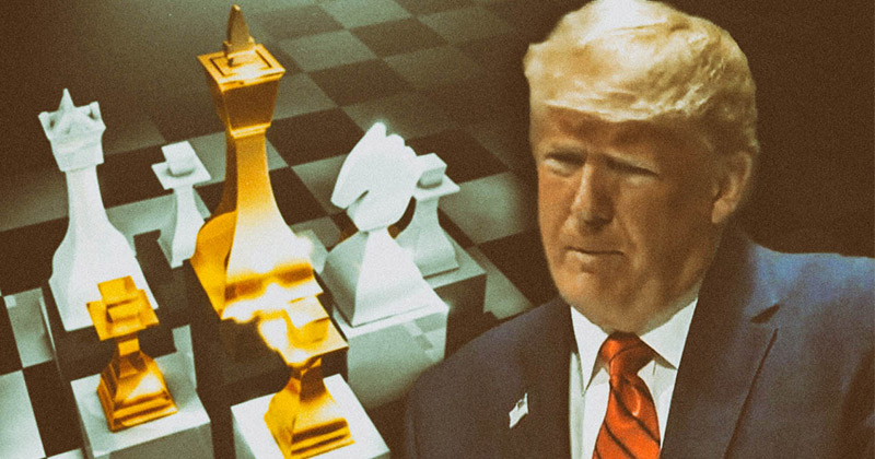 Trump Plays 3d Chess With Impeachment Lunacy