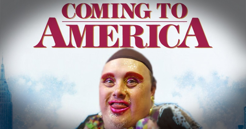 Down Syndrome Drag Show Comes To America