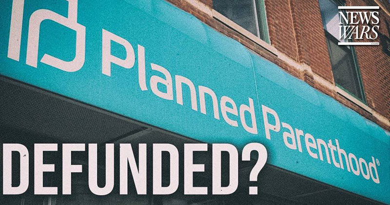 Planned Parenthood Forced To Withdraw From Federal Funding Program