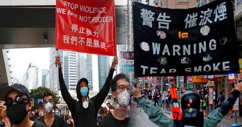 Celente: Greater Depression Coming, Hong Kong Takes A Stand