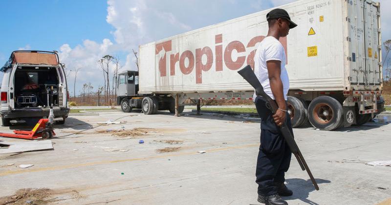 In Dorian-Ravaged Bahamas, Armed Militias Stop People From Looting, Killing