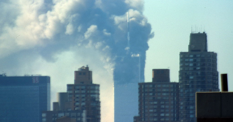 Watch Live: Former Intelligence Officer Questions Unexplained Events of 9/11
