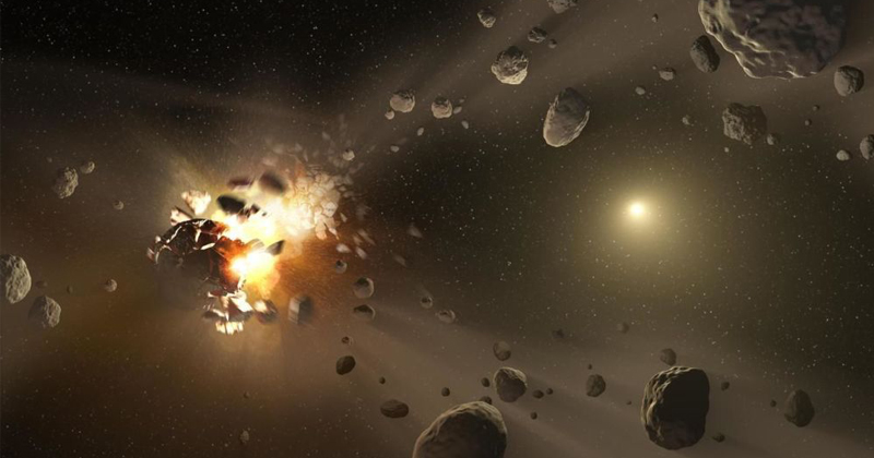 NASA Overlooked Asteroid That Exploded Over Caribbean