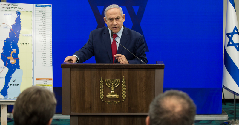 Netanyahu Rival Tasks PM to Form New Government