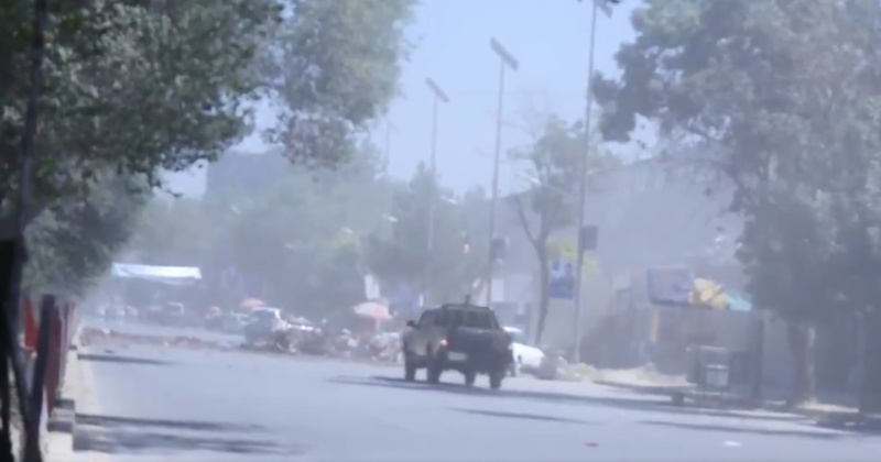 Blast Near US Embassy in Kabul After Attack on Afghan Presidential Campaign Rally