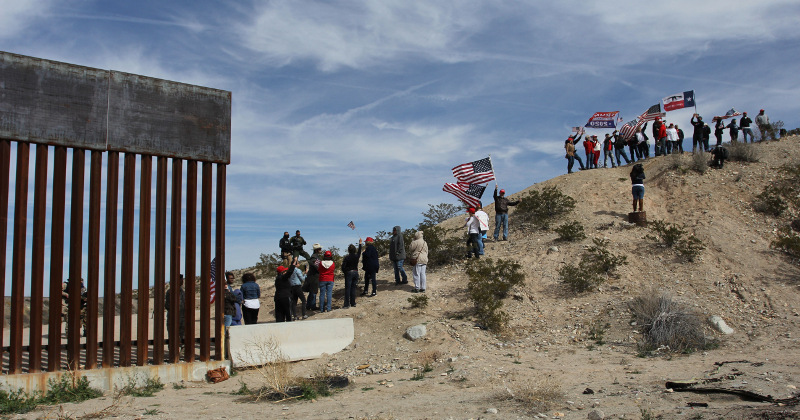 Pentagon Cancels Three Border Barrier Projects