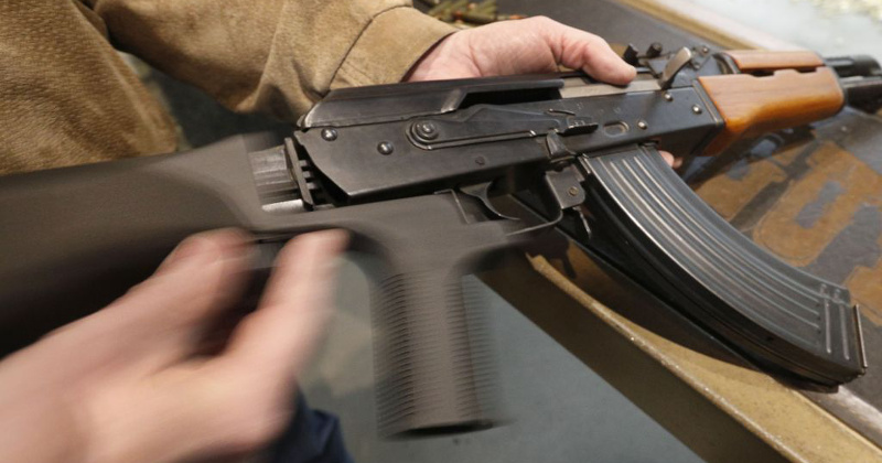First: Texas Man Charged Under Bump Stock Ban