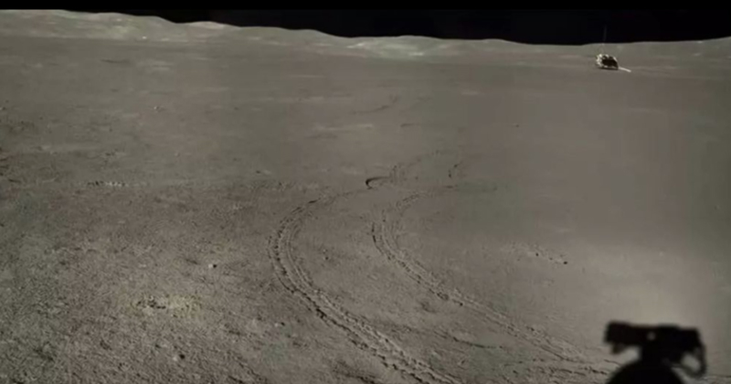 China Reveals New Photos of Strange Substance From Dark Side of Moon