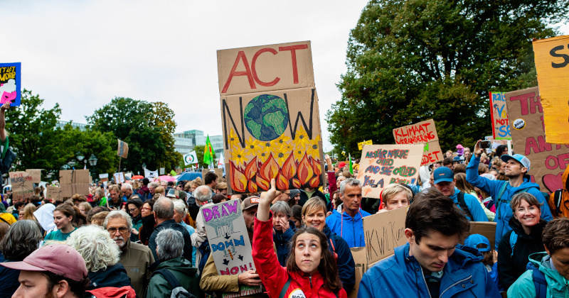 School Forced Children to Join 'Climate Change' Protest