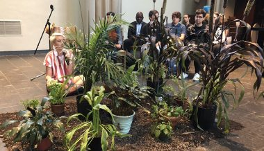 "Theology Students Are Being Taught To Confess Their ""Climate Sins"" While Sitting In Front Of A Bunch Of Potted Plants"