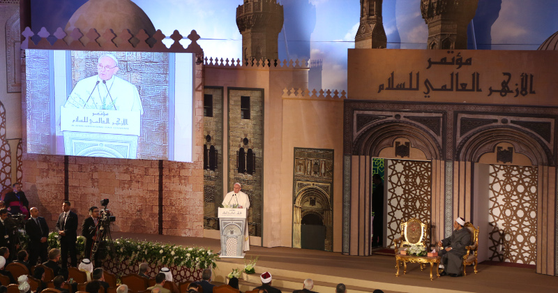 Pope Announces New Church Leaders From Islamic World