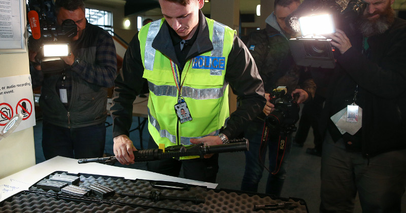 New Zealand Planning Fresh Gun Crackdown