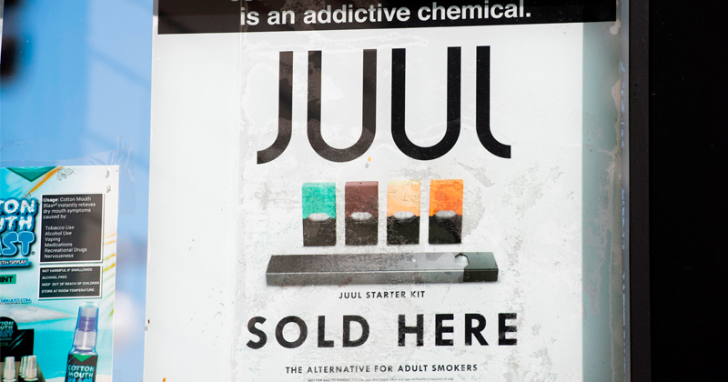 Juul Under Criminal Investigation by Feds Amid FTC, FDA Probes