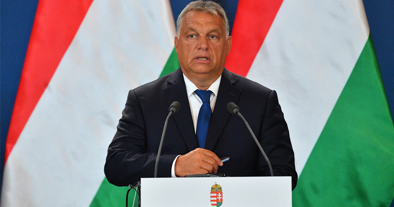 "Hungary Bases Policy Success on ""Christianity Regaining its Strength in Europe"""