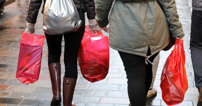 Germany Moves on Total Plastic Bag Ban