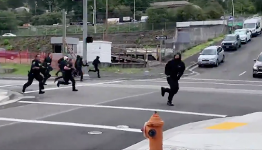 Feds Make Arrest In Portland After Antifa Attacks ICE Agents With Projectiles And Rocks
