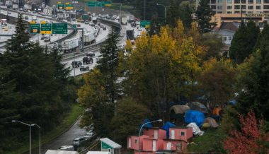Seattle Police Officer's Health Damaged In Homeless Camp Clean-Up, $10 Million Suit Claims