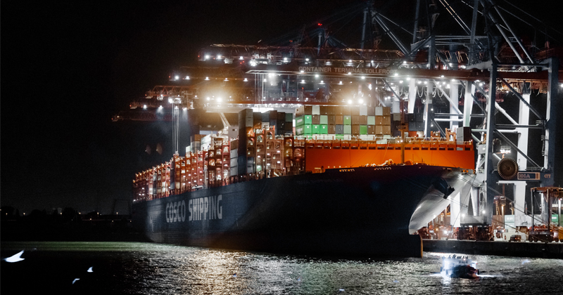 Container Shipping Rates Collapse Over 40% Forcing Carriers to Slash Capacity