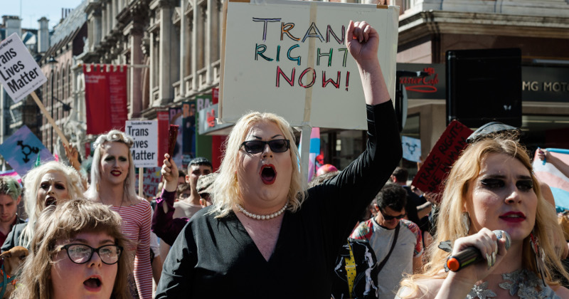 UK Transgender 'Charity' Instructs Teachers to Give Puberty Blockers to Kids