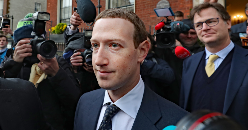 Facebook Declares It's a 'Publisher,' Can Censor Whomever It Wants
