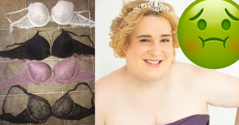 Sorry, Readers: 'Wax My Balls Tranny' Selling Bras Online