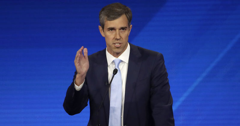 Video: Dems Swearing They Don't Want To Take Your Guns Away, Then Beto Promising To Take Them To Dem Cheers…