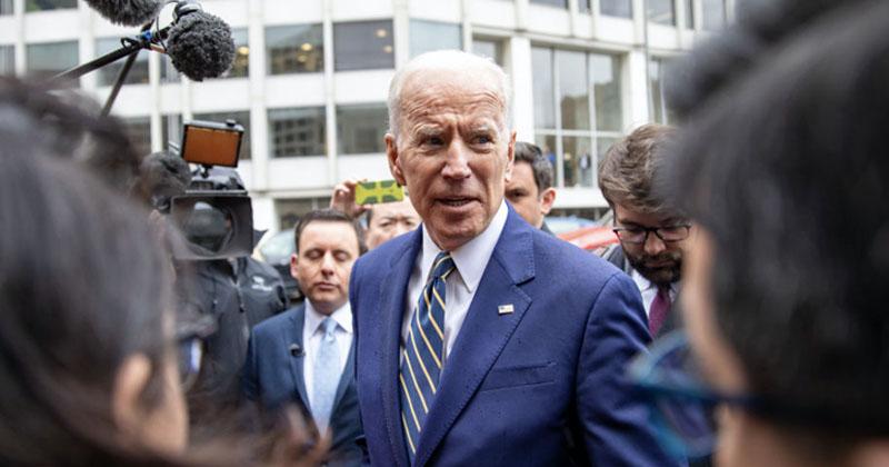Democrats Panic Over Biden-Ukraine Scandal As MSM Hits Full Spin Cycle