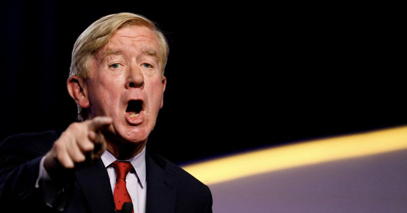 GOP Challenger Bill Weld: Trump Committed Treason & Therefore Must Be Executed