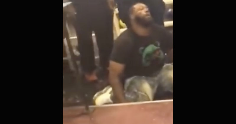 Shock Video: Suspect Allegedly Smashes Bowling Ball Into Man's Head