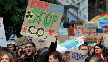 Watch Live: Climate Change Activists Unleashed, Dozens Arrested During UN Protest