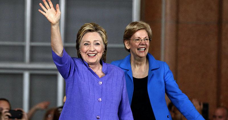 Hillary Clinton & Elizabeth Warren's 'Secret Talks' Ignite Outrage, Mockery on Social Media