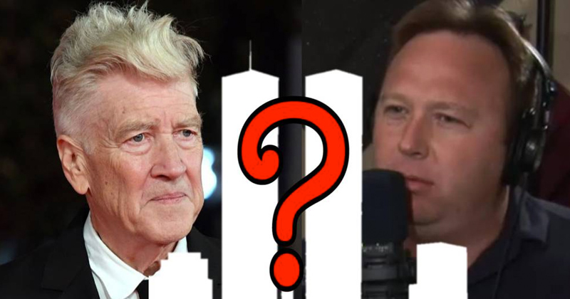 Remember When Director David Lynch Said Americans Should Ask Questions About 9/11? Infowars Remembers