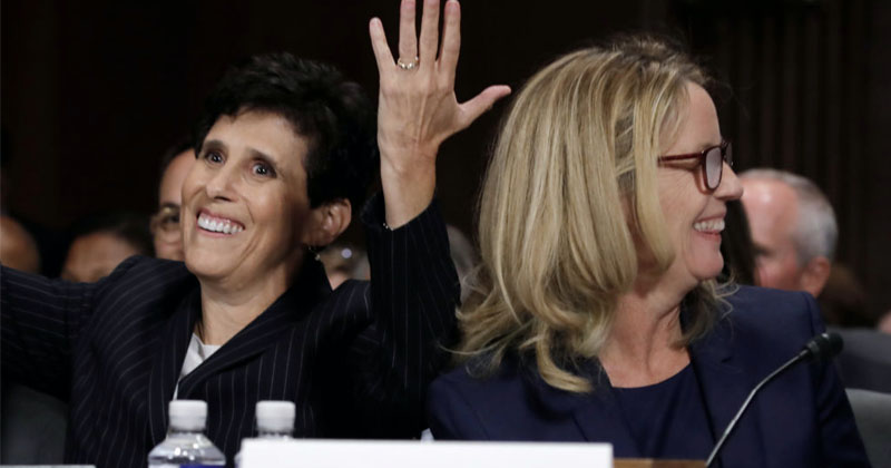 Kavanaugh Accuser's Attorney Admits: Protecting Abortion Was Part Of Her Motivation to Derail Confirmation