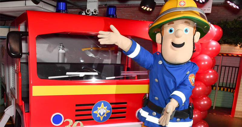 Firefighter Mascot Removed For Not Being Inclusive Enough