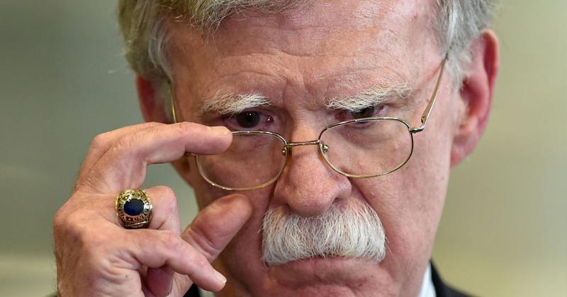 Breaking: Trump Removes Neocon Warmonger John Bolton as National Security Advisor