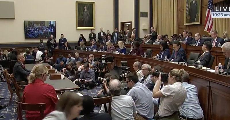 Derailed: Democrat Impeachment Hearing Descends Into Full-Blown Circus