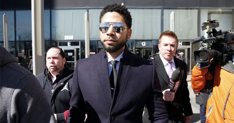 Jussie Smollett Lawyers: Even If He Did Lie, Police To Blame For Taking Seriously
